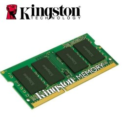 Memoria ram 2gb so-dimm ddr3 1333mhz cl 9 Kingston kvr13s9s6/2