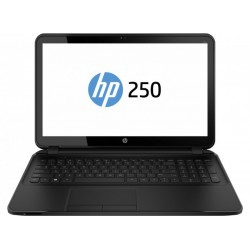 "Notebook hp 250 ram 2gb hd 500gb 15,6"" led hd free dos hp f0y78ea"