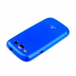 Cover Jelly Case in Silicone duro HQ per HUAWEI P8 Blue / Blu