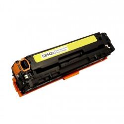 Toner compatibile HP cb542a giallo 1400 copie