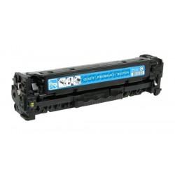 Toner compatibile HP cc531a c/crg718 ciano 2800 copie