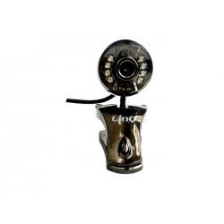 Web cam 20 megapixel 8 led con microfono integrato mod.RW20