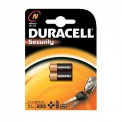 Batteria pila alcalina size n duracell mn9100 1,5v conf.2pz