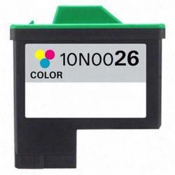 Cartuccia compatibile Inkjet Lexmark 26 Tricolor 10M0026 21ml