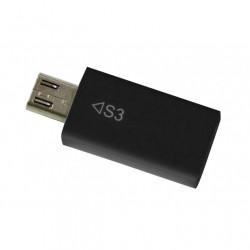 Adattatore per MHL 11pin a Micro USB 5 pin per Samsung S3 - S4