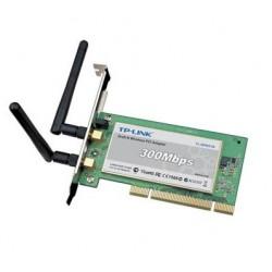 Scheda di rete wireless pci 300MBPS antenne removibili omnidirezionali TL-WN851ND