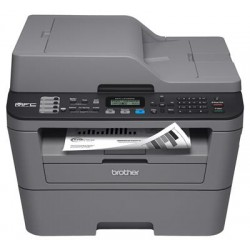 Stampante multifunzione mfc-l2700dw laser wireless fax brother