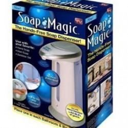 Spruzza sapone erogatore automatico con rilevatore di movimento Soap Magic