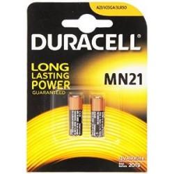 Batteria Pila Alcalina  MN21 A23 23A,12 V Duracell
