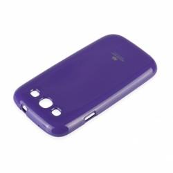 Cover Jelly Case in Silicone duro HQ per ASUS ZENFONE 2 Violet / Viola