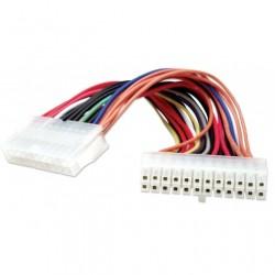 Adattatore pc interno Alimentazione motherboard 24 pin ad alimentatore 20 pin Atx