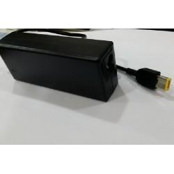 Alimentatore Dedicato compatibile Lenovo e Ibm 90W 20v 4,5A conn. rettangolare