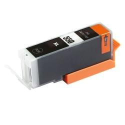 Cartuccia compatibile Canon 550bk-xl inkjet  nero