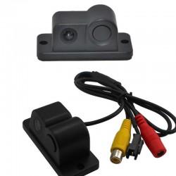 Telecamera retromarcia posteriore auto con sensore di parcheggio retrocamera cicalino colori