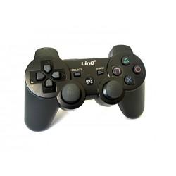 Game pad compatibile per PS3 dual shock joypad controller wireless