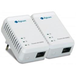 Powerline adattatore di rete lan PL502E-A02 500 MBPS AV500 (8E4526)  kit 2 pz