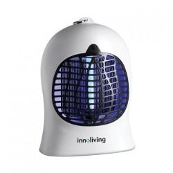 Lampada Anti Zanzare Elettrica Fulmina Casa Ufficio con griglia INN-083