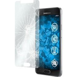 Pellicola in vetro temperato  per Samsung Galaxy A3 2016 A310 antigraffio alta qualità