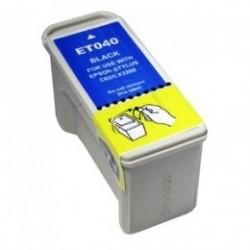 Cartuccia compatibile inkjet Epson t040 nero