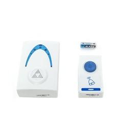 Campanello senza fili con ricevitore wireless a batterie Doorbell