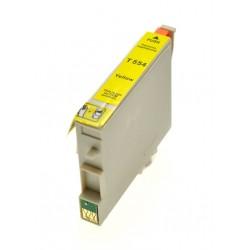 Cartuccia compatibile inkjet epson t0554 giallo 18 ml
