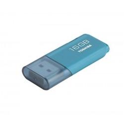 Pen drive 16gb chiavetta usb 2.0 blu acqua Toshiba THN-U202L0160E4