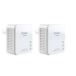 Powerline adattatore di rete lan P200  kit 2 pz 200 MBPS
