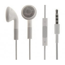 Auricolari con microfono per ipad iphone ipod Apple MB770G/A bulk