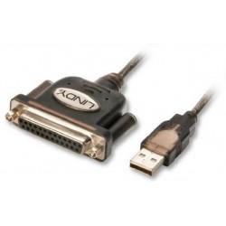 Adattatore convertitore da usb a parallela 25 pin