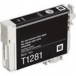 Cartuccia compatibile inkjet Epson T1281 nero