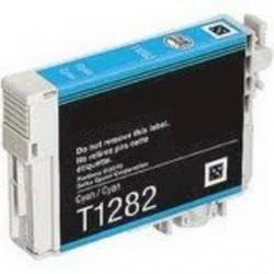 Cartuccia compatibile inkjet Epson T1282 ciano