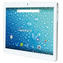 Tablet MEDIACOM SmartPad 10.0 Go Silver Android 7,0 Rom 8GB Ram 7 inch M-SP1AGO3G