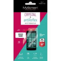 Pellicola universale antiriflesso + pellicola Crystal in policarbonato antigraffio alta qualità 3H HD con istruzioni 16