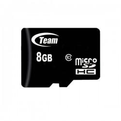 Micro Sd 8GB Classe 10 Scheda di Memoria Team Group con adattatoreTUSDH8GCL1003