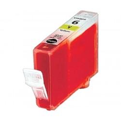 Cartuccia compatibile Canon BCI-6Y inkjet Giallo Canon BCI-6Y