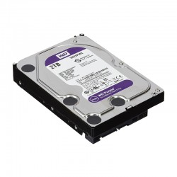 "Hard Disk 3,5"" interno 2000GB 2 TB Sata Western Digital WD20PURZ Purple"