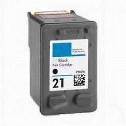 Cartuccia Rigenerata compatibile inkjet hp 21xl  nero 20 ml