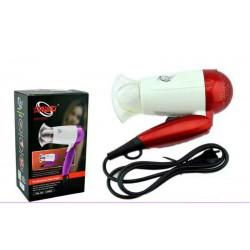 Asciugacapelli PHON da viaggio portatile pieghevole viola 1200W DW-102
