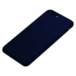 Cover semi-rigida Blu scura per Xiaomi redmi 4A