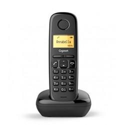 Telefono Cordless Gigaset A170 Siemens nero telefono portatile S30852H2802K101