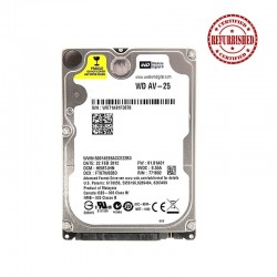 "Hard Disk 2,5"" interno refurbished 320GB Sata Western digital"