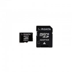 Micro sd 16GB con adattaore classe 4 ridata