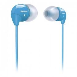 Auricolari blu con Jack 3,5 mm cavo 1,2 mt Philips she3590bl