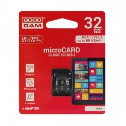 Micro sd 32gb classe 10 scheda di memoria Good Ram m1aa-0320r11