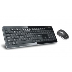 Kit Tastiera + mouse wireless Tecno TC-920W
