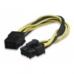 Adattatore cavo interno pc alimentazione pci-express 6 / 8 pin
