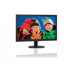 "Monitor 21,5"" Philips Vga led full hd Vesa con SmartControl Lite 223V5LSB2-10"