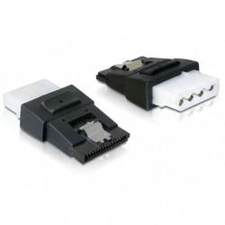 Adattatore pc interno Alimentazione HDD SATA con clip a 4 pin molex femmina