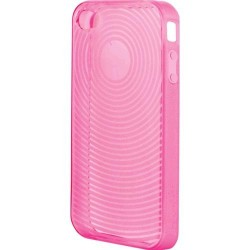 Cover iphone 4/4s rosa in tpu keyteck cph-11