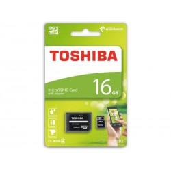 Micro sd 16gb scheda di memoria trans flash Toshiba classe 4